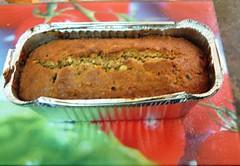 Busy Bee 2 (Shirl581) Tags: cake walnut homemade date tarta datil cascara