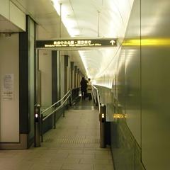 Shinjuku underground walkway 01