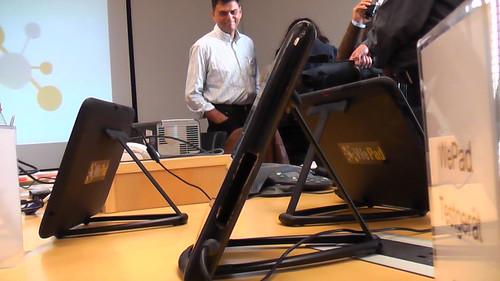 WePad Prototypen