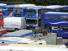 Carlton, Barnsley (Andrew Stopford) Tags: bristol volvo carlton roe stagecoach leyland barnsley palatine olympian eastkent hardwicks badgerline northerncounties alexanderrl a949sae h810bkk g907tws n351npn h807bkk