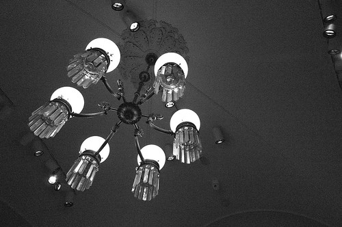 national portrait gallery chandelier