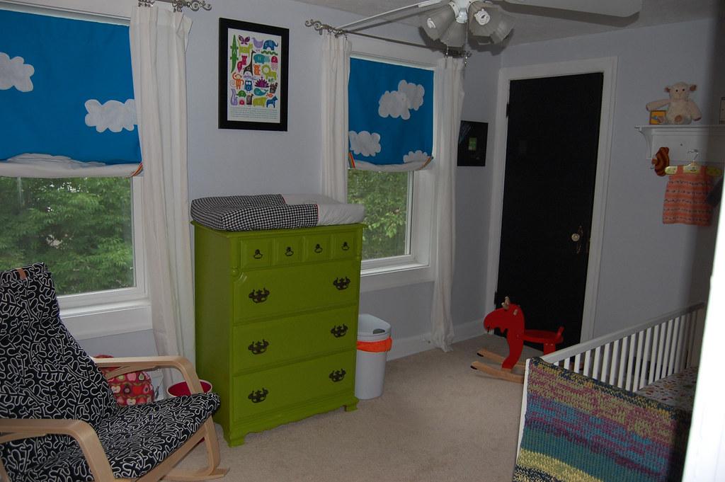 Nursery from the Door