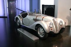 BMW 328 von 1936 - BMW Museum