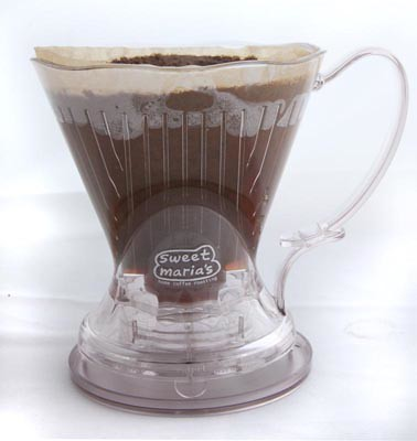 Clever Coffee Dripper - A full immersion brewing method