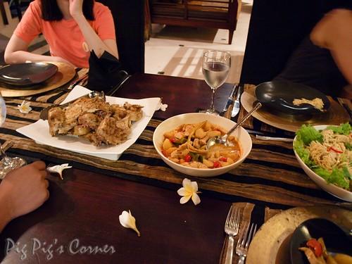 Bali Villa Ylang Ylang food 14