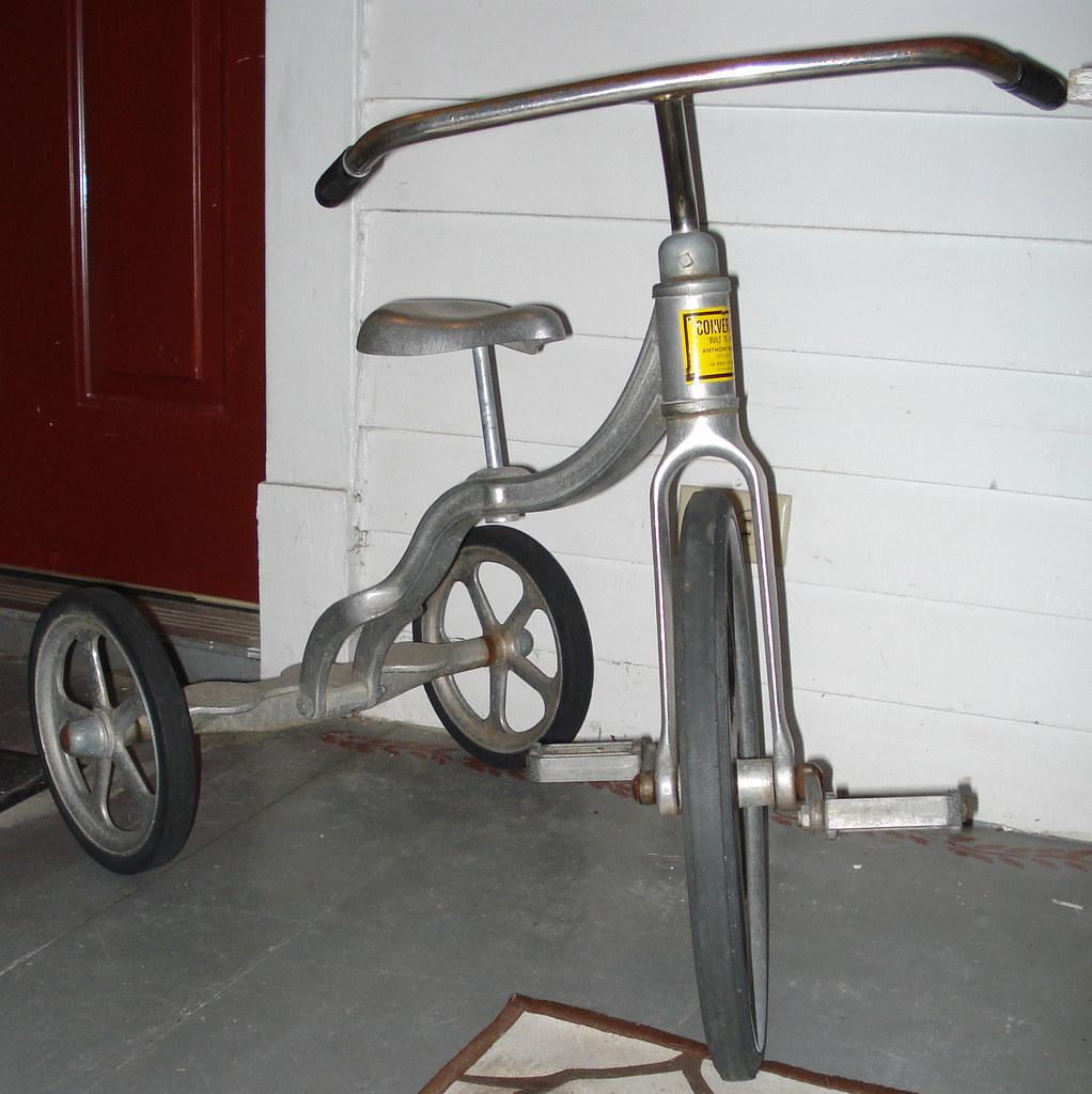 Aluminum Tricycle