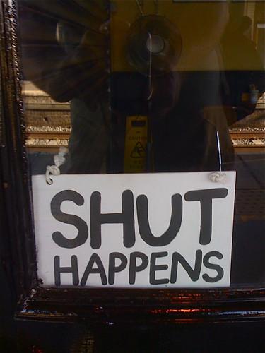 Shut Happens