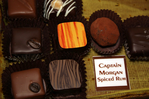 Carter's Chocolates at the 2009 Seattle Chocolate Salon