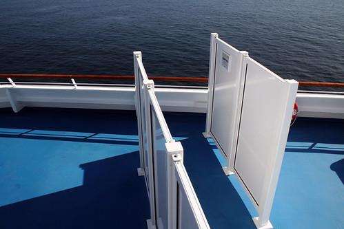 Serenity Deck Border (Carnival Splendor)