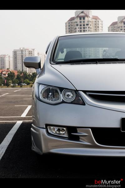 Honda Civic Mugen 3