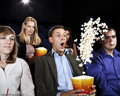 Scary Movie (Kurt.Paris) Tags: cinema photography popcorn scarymovie