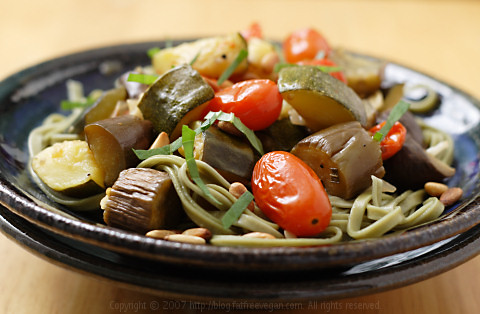 roasted-ratatouille by you.