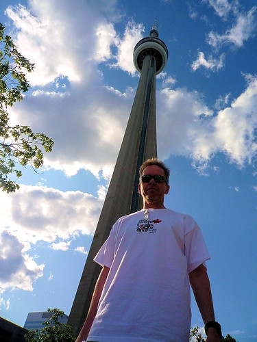 CN Tower by Paul Epps, on Flickr