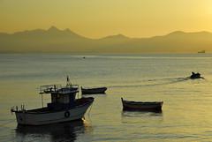 "Sea Change (Fabio Montalto) Tags: sunset italy seascape boats photography flickr photos images sicily palermo aspra nikond200 theperfectphotographer capturenx2 wagman30 ""flickraward"" expressyourselfaward platinumpeaceaward"