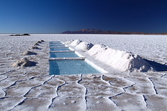 "Salinas Grandes, a ""salt pool"" in the altiplano, Northwestern Argentina. (thejourney1972 (South America addicted)) Tags: argentina landscape desert paisaje paisagem salinas grandes desierto noa altiplano jujuy deserto argentino noroeste platinumphoto besteverdigitalphotography"