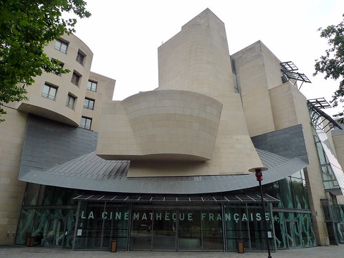 cinematheque Francaise, quartier de Bercy (PARIS,FR75)