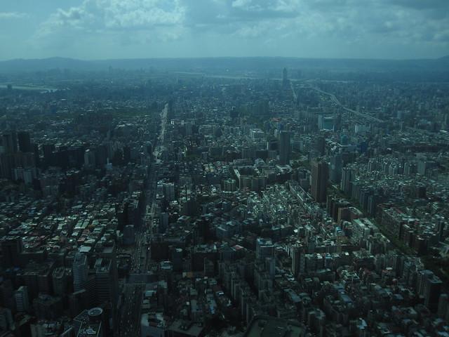 Taipei 08 - View from Taipei 101 by Ben Beiske