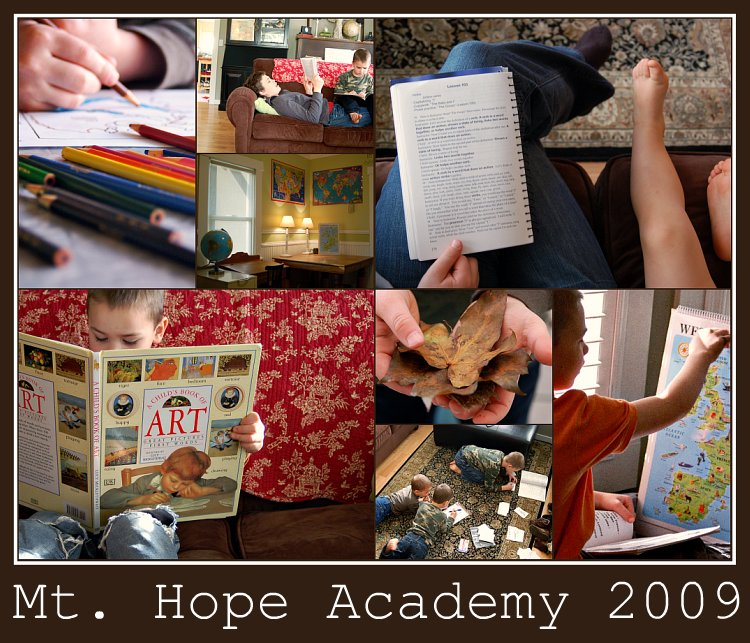 Mt Hope Academy 2009