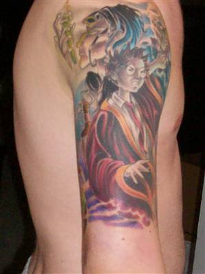 3902758337 25d61a693e o Tatuajes de Harry Potter