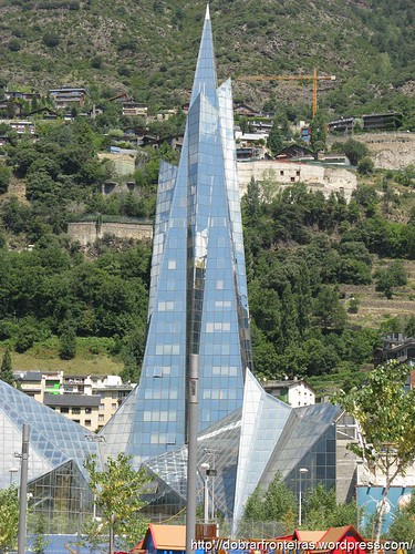 Caldea, centro termal em Andorra