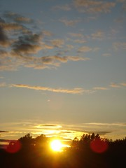Solnedgang (shilo2009) Tags: sunset sun sol norway norge solnedgang