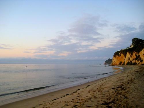 Paradise Cove dawn