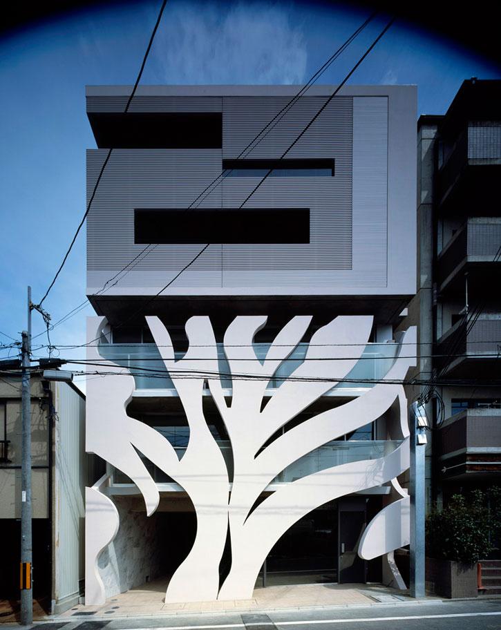 Espacio Blanco Edificio Residencial De Eastern Design Office