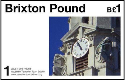 Brixton pound pre launch trial