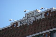 Goldblatt Building (the_mel) Tags: chicago goldblatts westtown goldblattsdepartmentstore forgottenchicago forgottenchicagowalkingtour