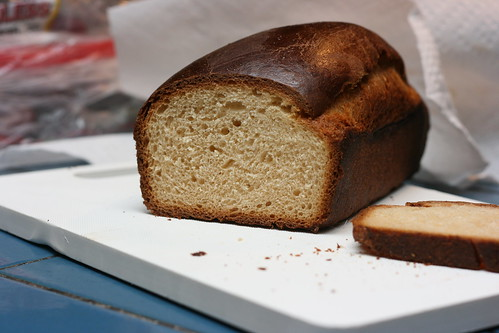 Portuguese Sweet Bread Loaf