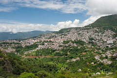 Panormica de Taxco (pacomijares) Tags: panorama tourism mexico colonial taxco guerrero