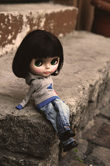 Cobblestone Pavement Story