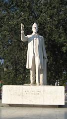 IMG_3553 (amsterdamned74) Tags: statue gulf hellas greece macedonia thessaloniki salonica aristoteles pagasitikos