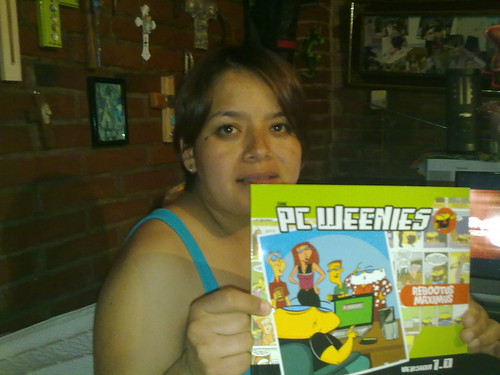 PC Weenies: REbootus Maximus in Mexico!