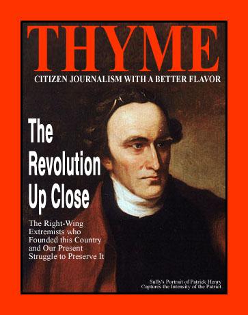 THYME Vol. I Issue V