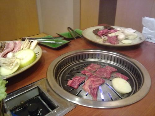 Beef BBQ at Dae Jung Keum