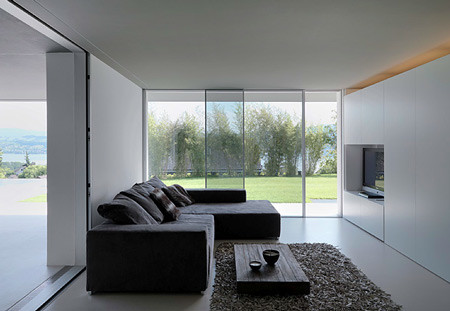 Contemporary House - living room1Architectur, Holiday Home, Interior design, Luxury home design, House Design