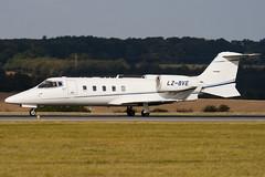LZ-BVE - 60-329 - Private - Learjet 60 - Luton - 091013 - Steven Gray - IMG_2375