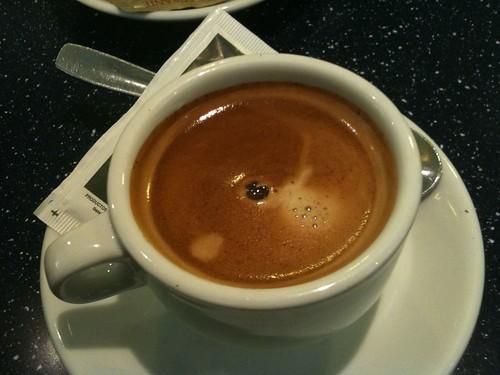 Tercer café