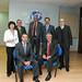 Irene Medina|PERE ROCA junto al Comité Ejecutivo Fundación ICIL