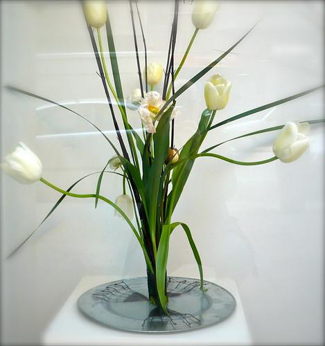 Ramo de flores autoestable