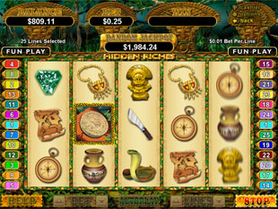 Hidden Riches slot game online review