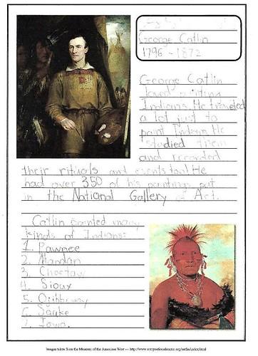 catlin notebooking