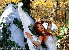 dawn11 (yayahan.com) Tags: angel joseph dawn for michael costume wings heaven cosplay earth birth egg hell goddess redhead demon devil cry yaya rebirth han linsner angelicstar