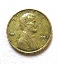 Gold Penny