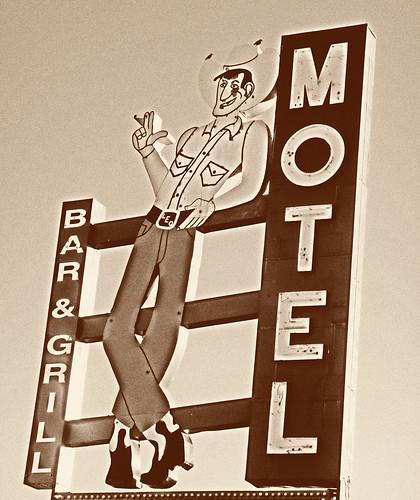 Leo the Cowboy old photo #2 copy