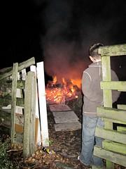 The Glow (octopub) Tags: canon glow smoke ixus flame bonfire embers smoulder ixus95is canonixus95is