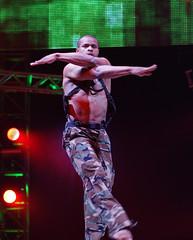 136 - Hip Hop - Brandon & Jeanine (dictationmonkey) Tags: soyouthinkyoucandance sytycd sytycd2009indianapolis