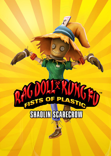 Rag Doll Kung Fu - Shaolin Scarecrow