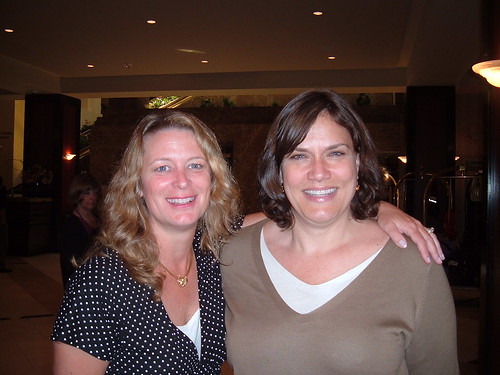 with beloved editor, Jennifer Enderlin